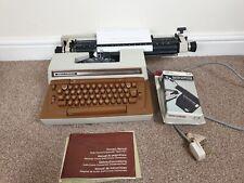 Vintage Smith Corona C 800 Electronic Typewriter + Ribbons
