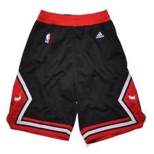 Pantaloncini 11-12 Ragazzo ADIDAS - Chicago Bulls NBA Shorts Neri Replica Anni