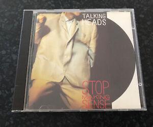 TALKING HEADS - Stop Making Sense - CD