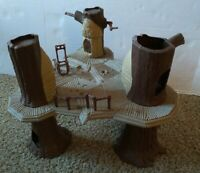 Vintage Star Wars Ewok Village Playset  Replacement Pieces 1983 Incomplete Set