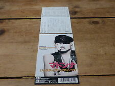 "MADONNA - JUSTIFY MY LOVE !!!!!!!!  RARE JAPANESE CD 3"" / 3 INCHES!!!!!!!!!!!"