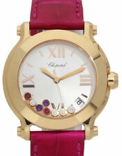 Chopard Happy Diamonds 277471-5013 Roségold Quarz Uhr, 2013