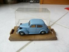 Fiat 1100 508C Berlina R30 Blue Brumm 1/43 Miniature