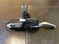 Shimano XTR ST-M970 3 speed Left/Front Shifter/Brake Lever