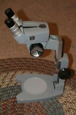 Reconditioned American Optical Spencer Stereo Microscope..5 MAGNIFICATIONS!