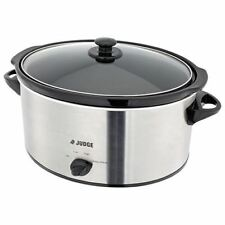Judge Electricals Slow Cooker 5.5L