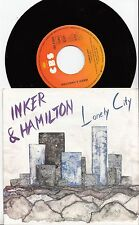 "Inker & Hamilton - Lonely City / White Sand, 7"" Single"