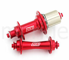 Dixi Road 20/24H for Shimano 11 Speed,bike bicycle hubs set Red