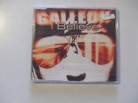 Galleon – I Believe - CD SINGLE Audio Stampa 2001 Sigillato