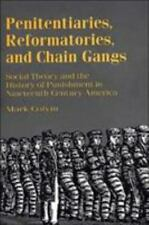 Penitentiaries, Reformatories, and Chain Gangs: Social Theory and the History of