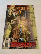 1995 Fantastic Four Vol 1 No 396 Marvel Direct Edition Comic Book