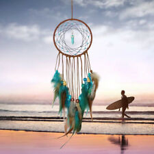 Handmade Dream Catcher Feathers Decoration For Car Wall Hanging Room Home UK