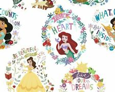 Disney Princess Dreams 100% cotton fabric various designs