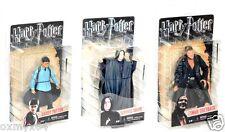 NECA Harry Potter Deathly Hallows 3 Figure Set Fenrir Greyback Severus Snape!