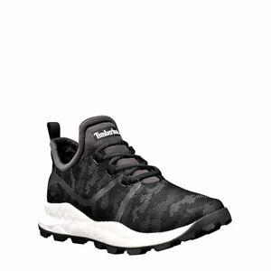 Timberland Men's Brooklyn Oxford Sneakers in Black Camo (TB0A21GE)