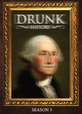Drunk History: Season Three [New DVD] 2 Pack, Widescreen, Sensormatic
