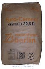 Portlandkalksteinzement CEM II/A-LL 32,5 R, Zement