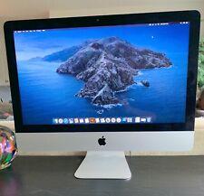 "Apple iMac 2017 21.5"" 4K Retina 8GB 3GHz Quad Core i5 1TB"