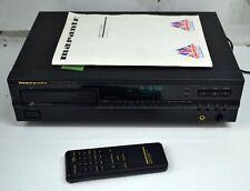 Marantz CD-52 CD Player Hifi Separate with remote + Manual - NEW COG + BELT