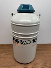 Thermolyne Thermo 10 Liquid Nitrogen Transfer Vessel With Lid