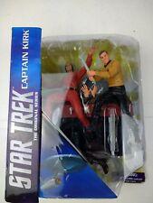 Selezionare Star Trek Capitano Kirk Action Figure