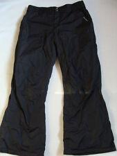 NWT Women's Zero XPosur Snow Pants Size Small S Black Fleece Lined Winter NEW