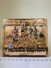 7 Skeleton Warriors Jason and the Argonauts
