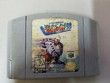 Wayne Gretzky's 3D Hockey '98 N64 (Nintendo 64, 1997) dirty label game only