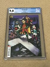 Teen Titans 20 CGC 9.8 White (1st app of Crush- Lobo's Daughter)