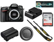Sale Nikon D7200 24.2 Mp Digital Slr Camera Body 1554 + Free 8GB Memory Card