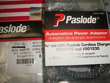 """""""NEW"""" Paslode Part #  900507 Impulse Battery Automotive Charger"""