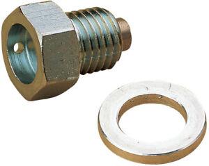 Moose Racing Magnetic Drain Plug M0103 33-DP103 M0103