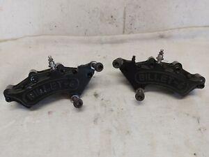Billet 6 Brake Callipers. 90mm hole centres.