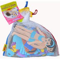 TUBFUN SPLASH of FASHION Bath Toy Pretend IMAGINATIVE Water PLAY Fun FOAM SHAPES