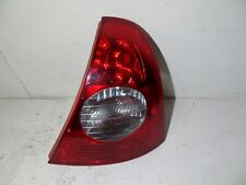 RENAULT CLIO MK2 DRIVERS / RIGHT SIDE REAR LAMP LIGHT 2001 - 2006