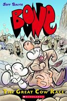 Bone, Vol. 2: The Great Cow Race by Jeff Smith
