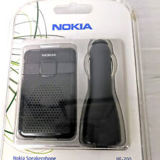 Nokia HF-200 Bluetooth Speakerphone Handsfree Car kit