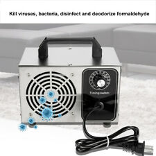Ozone Generator Disinfection Machine Portable Air Purifier Clean 10000mg/h