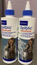New listing Lot Of 2)Virbac 006Vrb01-A8 8Oz Epi-otic Advanced Ear Cleaner