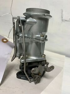 1953-1954 PLYMOUTH DODGE RESTORED CARBURETOR REBUILT D6U1 CARTER