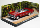 JAMES BOND - 1/43 CHEVY IMPALA 1963 OPEN - LIVE AND LET DIE - DY054 - EAGLEMOSS