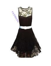 Plus Size Floral Sleeveless Shirt Dresses for Women