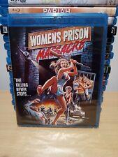 Womens Prison Massacre Laura Gemser Blu Ray US Import Region A *NEW*UNSEALED