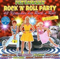 Fetenkult-Rock'n'Roll Party (2002) Elvis Presley, Fats Domino, Little R.. [2 CD]