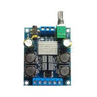 TPA3116 D2 50Wx2 DC4.5-27V Dual Channel Digital Power Amplifier Board Stereo