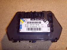 MERCEDES S CLASS W220 SEAT CONTROL MODULE N/S/R  2208214958