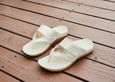 FOOT BIO-TEC Orthotic sandal—— Gala Silver (10% off )  —— Adjustable ——New!!!