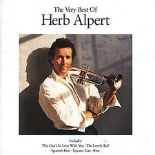 HERB ALPERT THE VERY BEST CD NEW