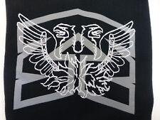 Mongoose BMX Bicycles Black Hoodie Sweat Shirt Boys Youth XL XLarge Screen Print