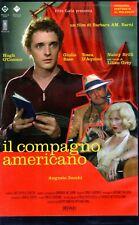 Il Compagno Americano (2003) VHS Minerva Video  Tosca D'Aquino Nancy Brilli RARA